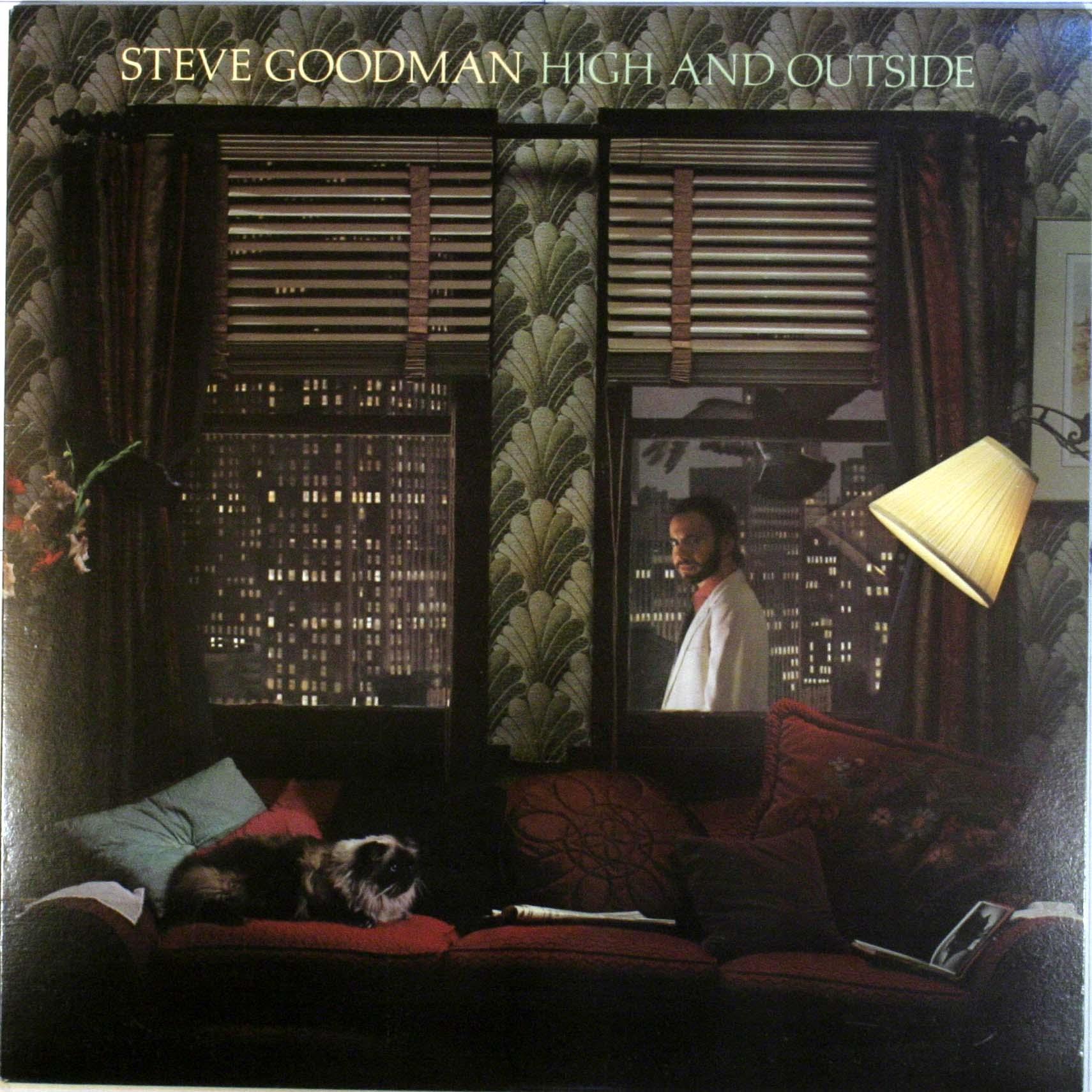 Steve Goodman - High And Outside CD