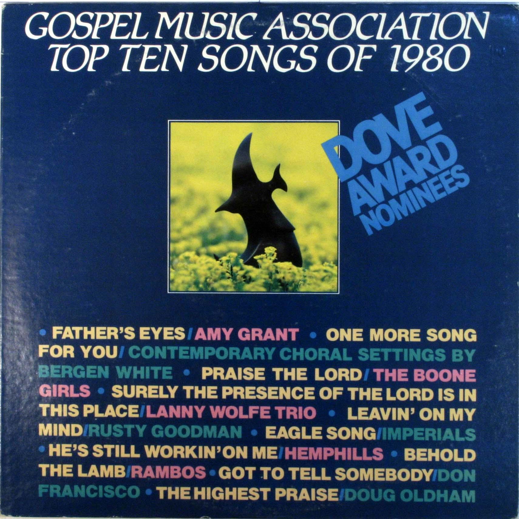 Gospel Music Association - Top Ten Songs Of 1980