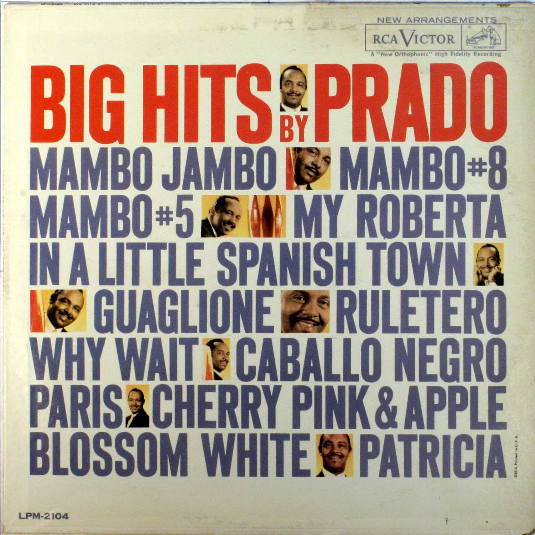 Perez Prado - Big Hits By Prado