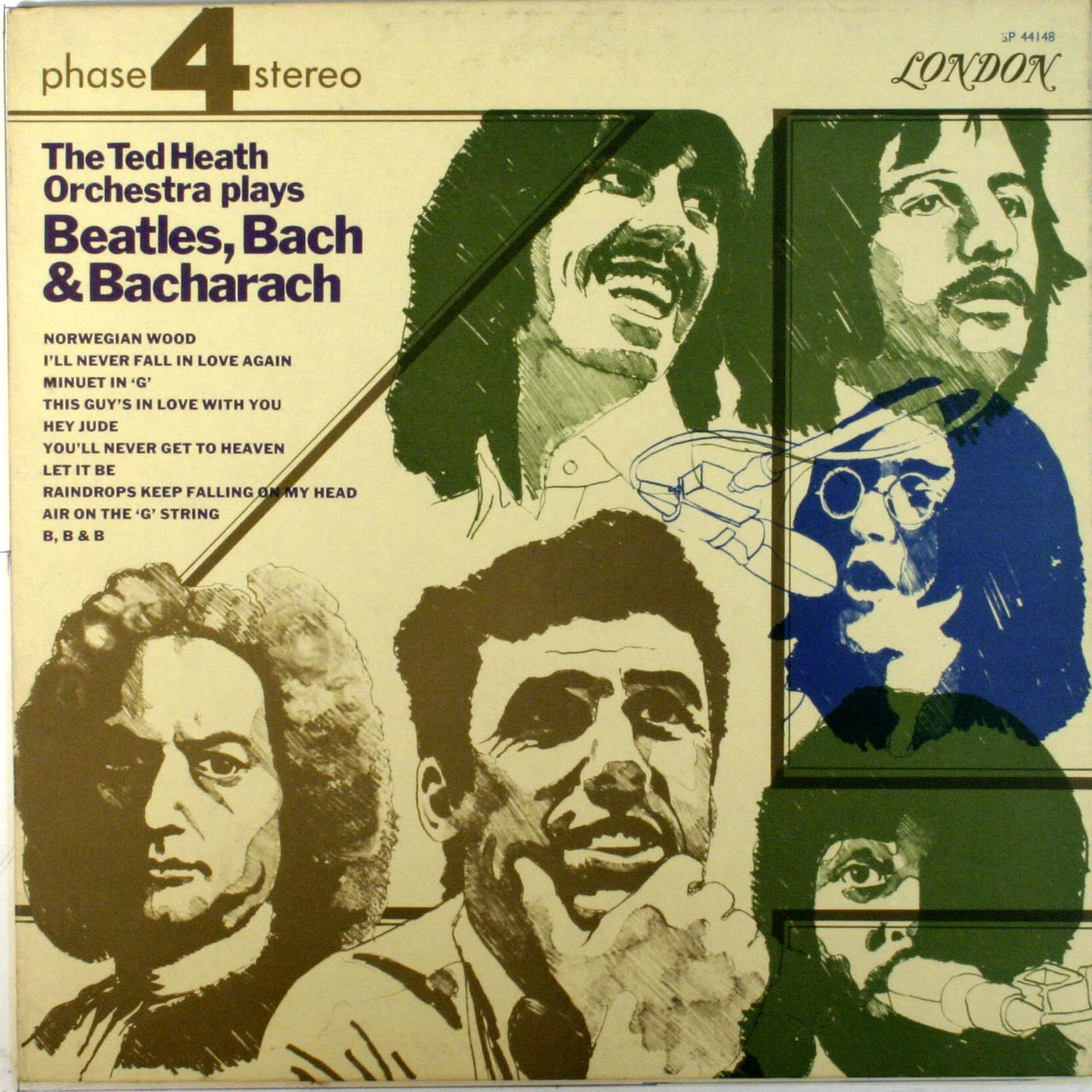 Beatles, Bach And Bacharach