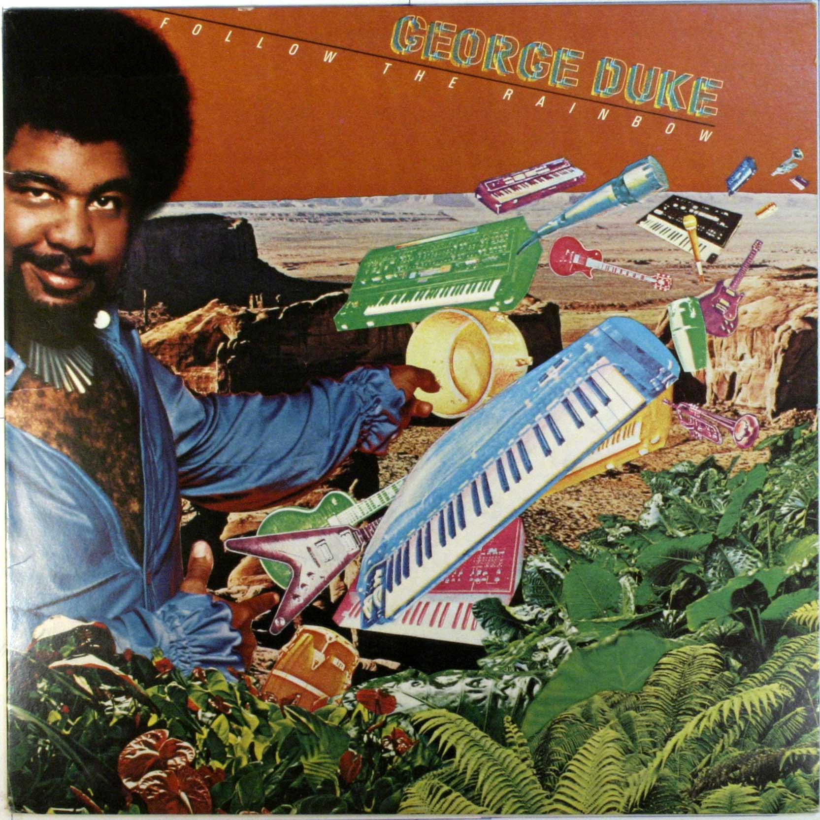 George Duke - Follow The Rainbow Vinyl