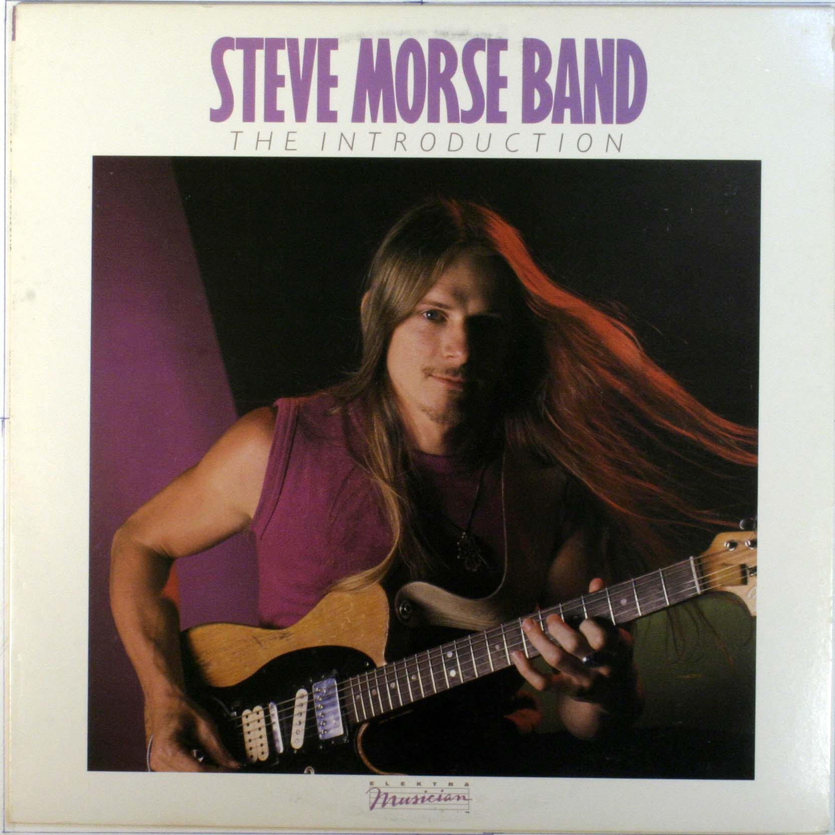 Steve Morse Band The+Introduction LP