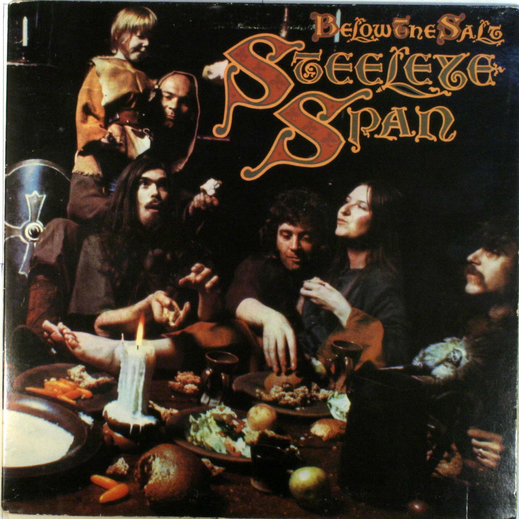 STEELEYE SPAN - Below The Salt EP