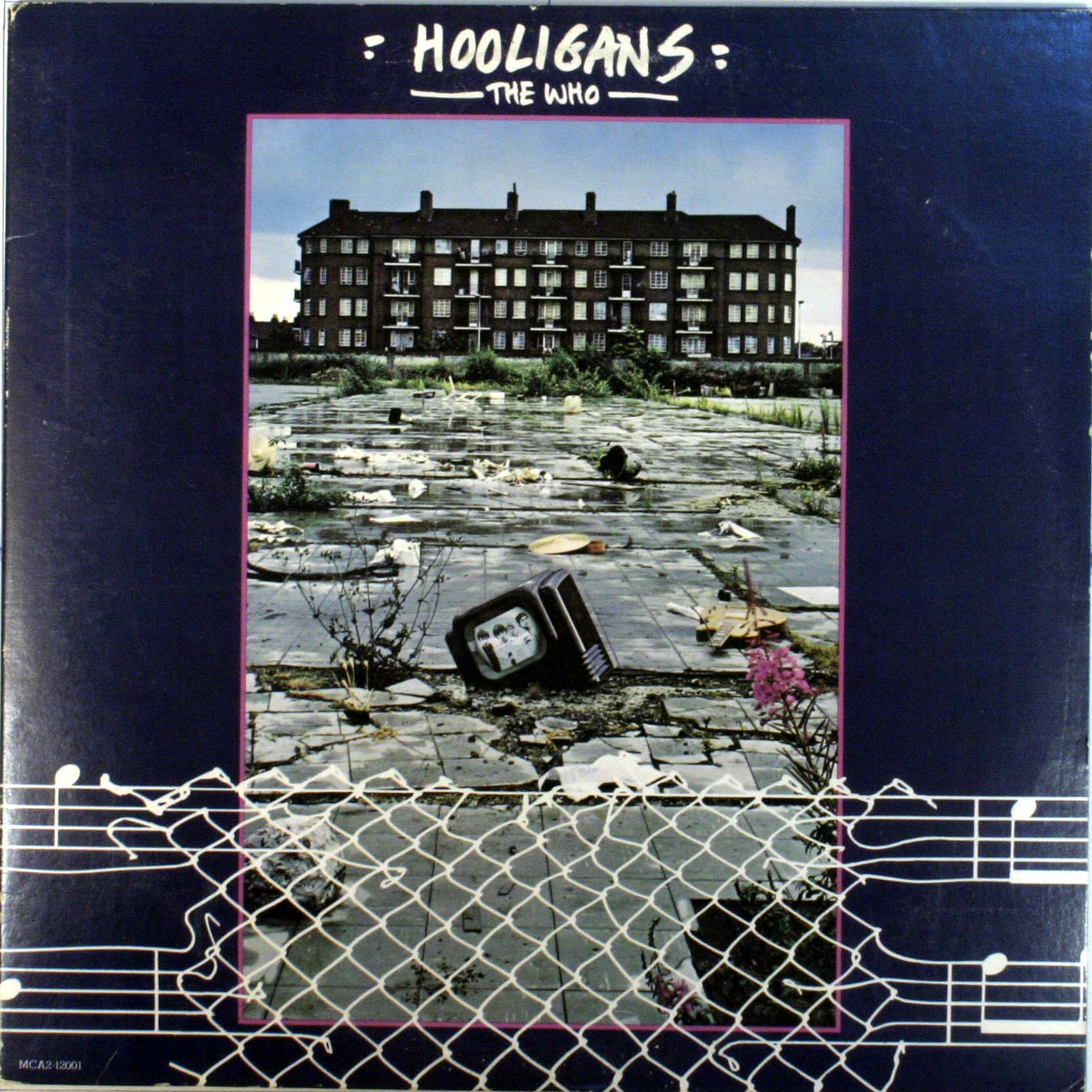 Who - Hooligans Single