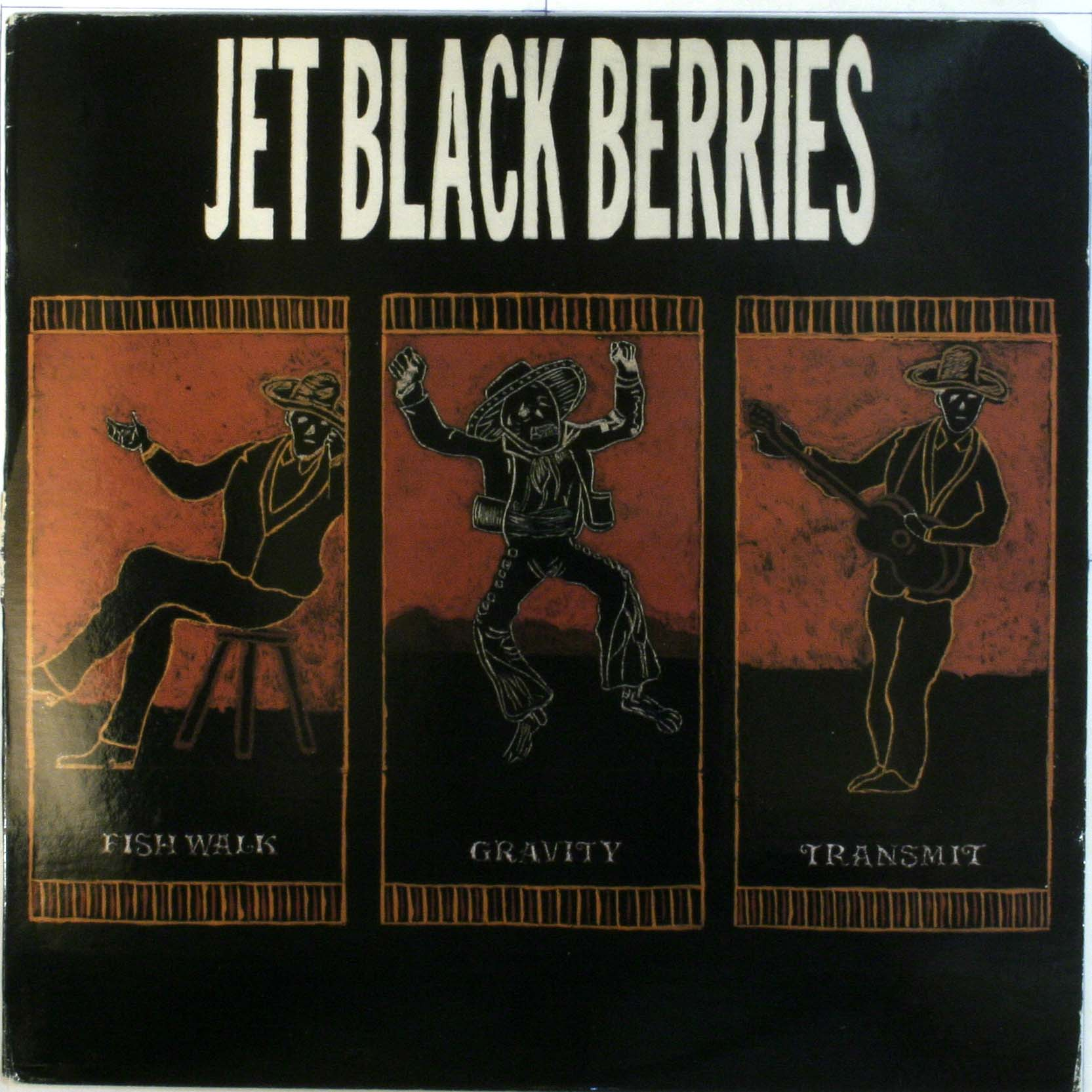 Animal Necessary Jet Black Berries