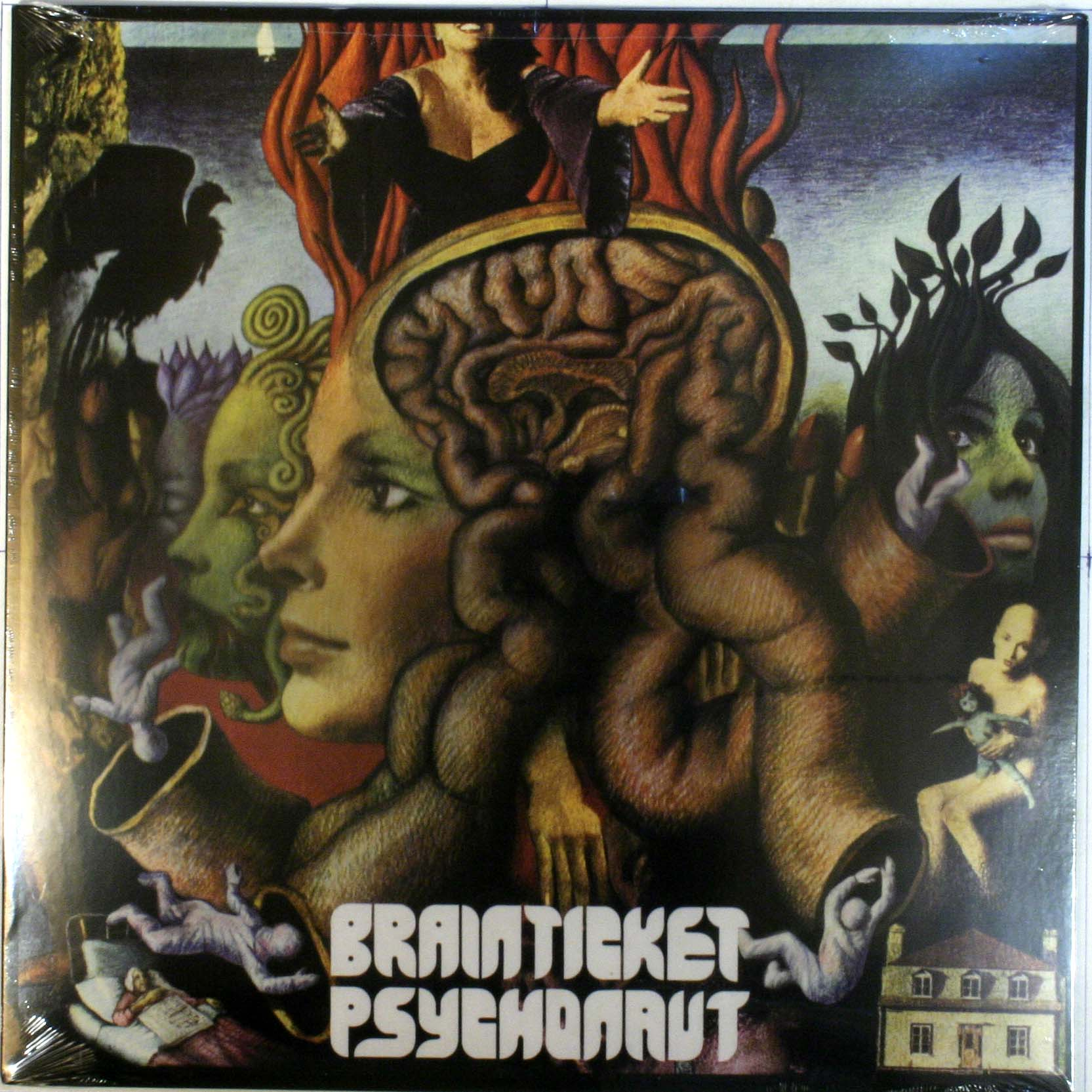 Brainticket - Psychonaut Album