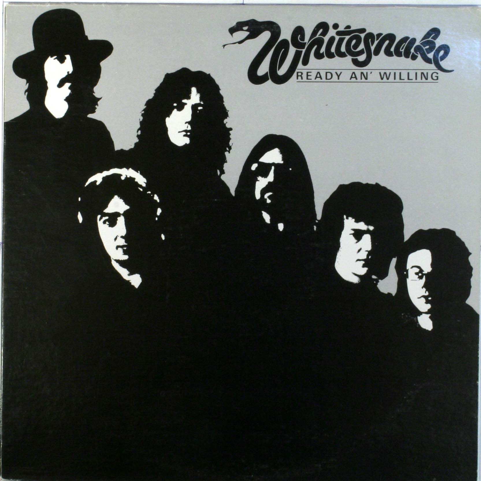 Whitesnake - Ready An' Willing EP