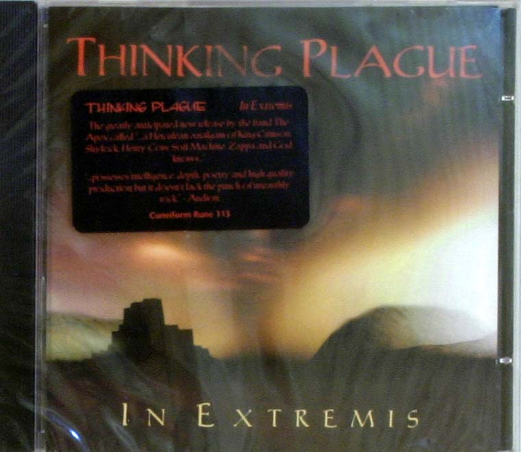 Thinking Plague In+Extremis CD