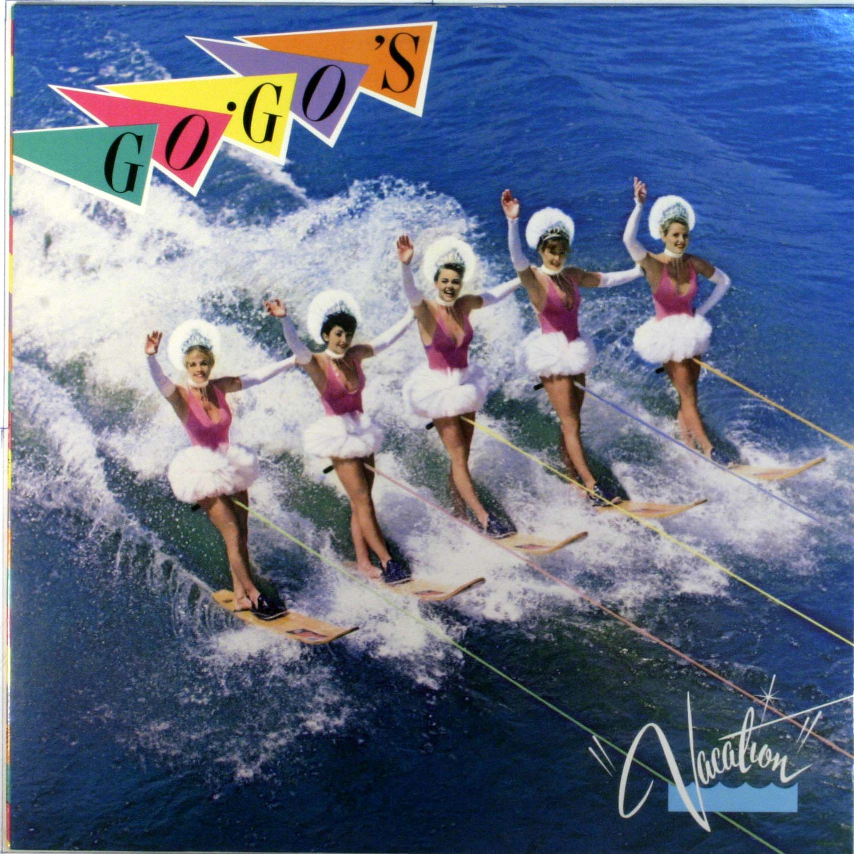 Go-Go's - Vacation Vinyl