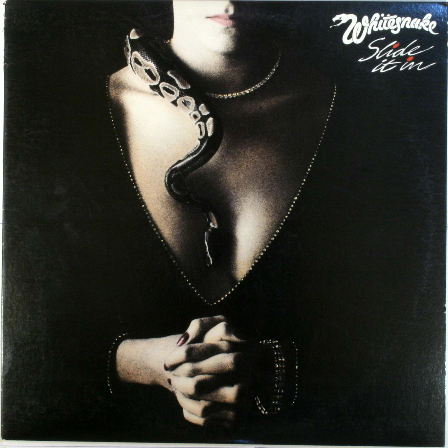 Whitesnake Slide It In LP