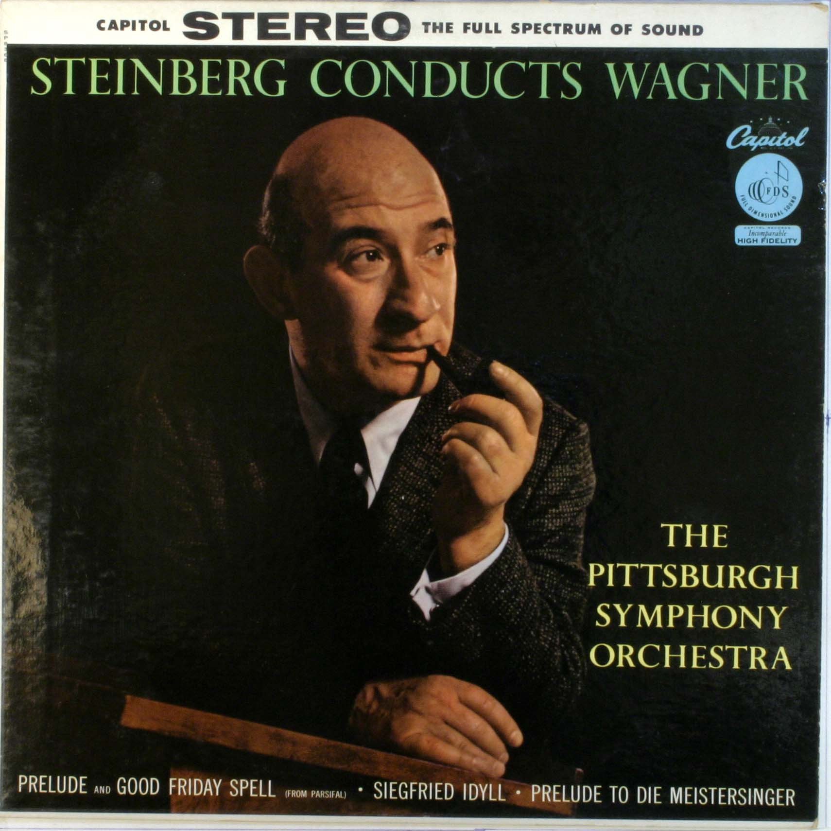 Steinberg Conducts Wagner
