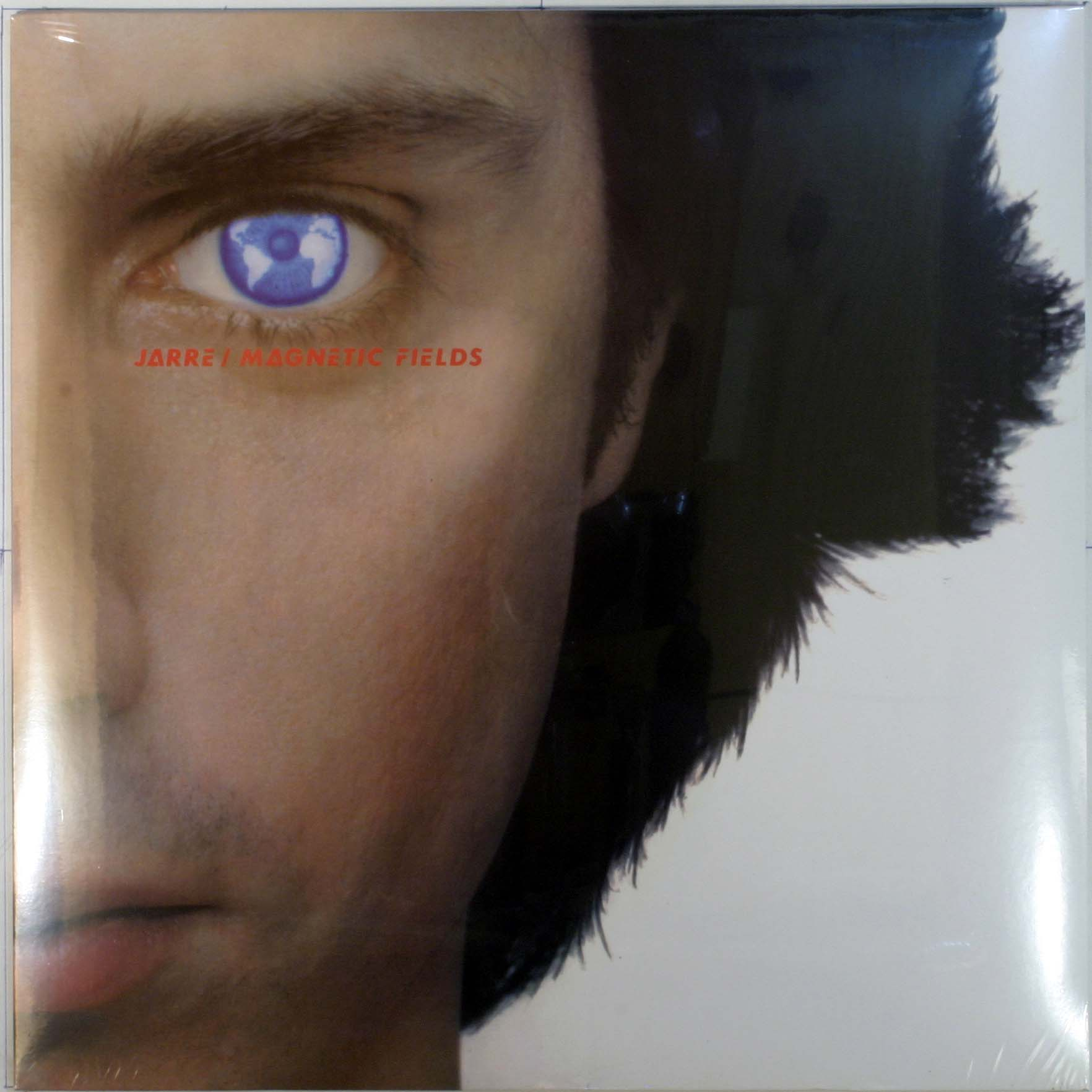 Jean-Michel Jarre - Magnetic Fields LP