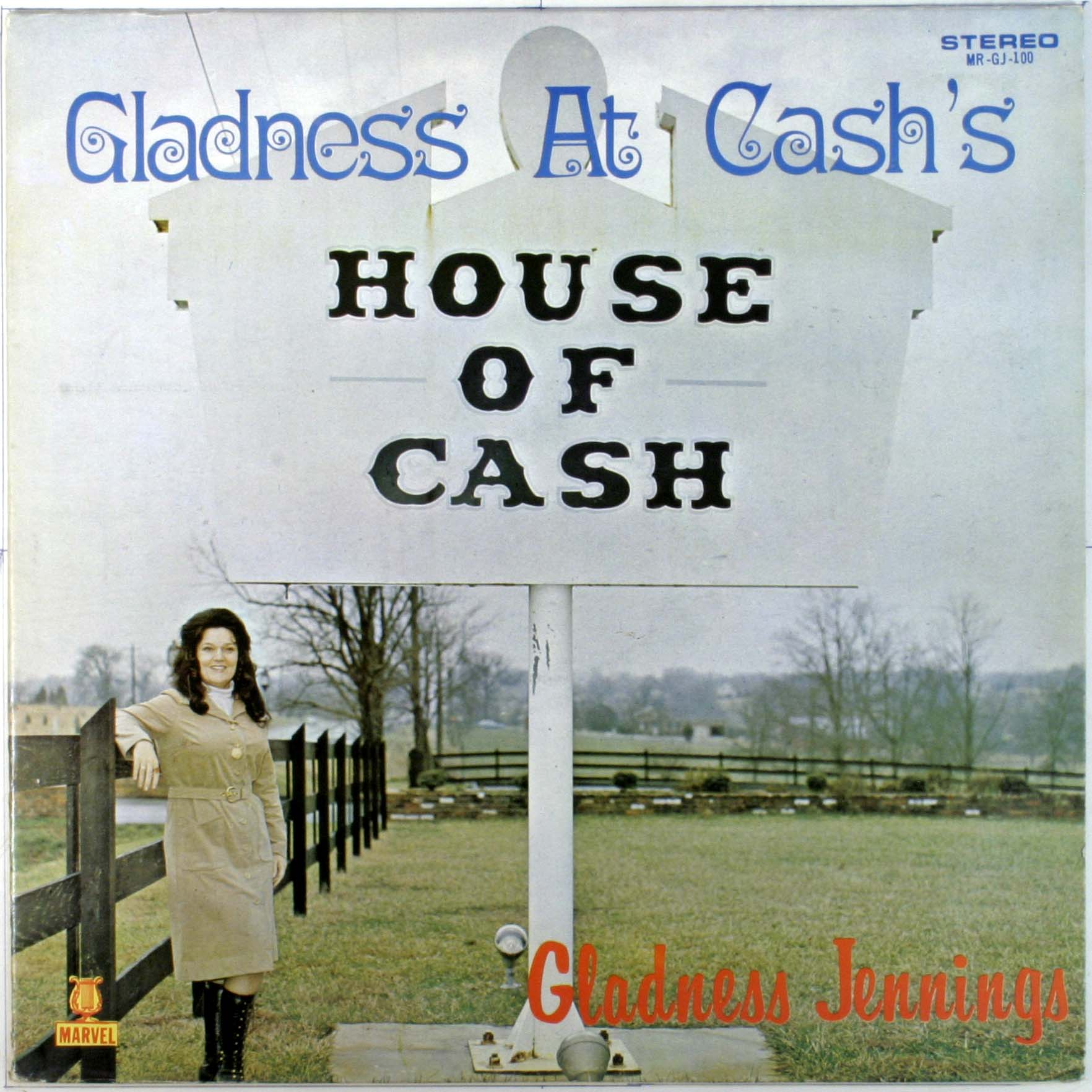 Gladness At Cash's