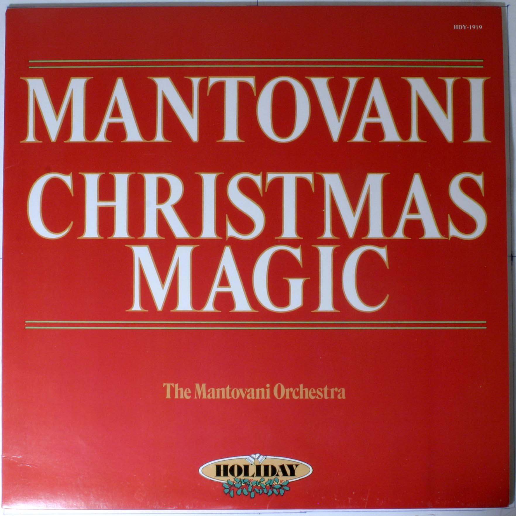 Mantovani - Christmas Magic