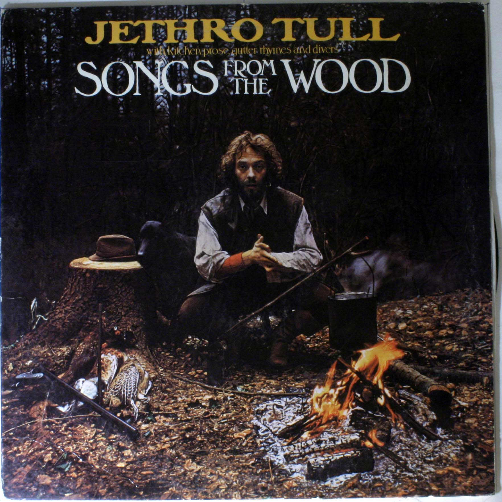 Jethro Tull - Songs From The Wood EP