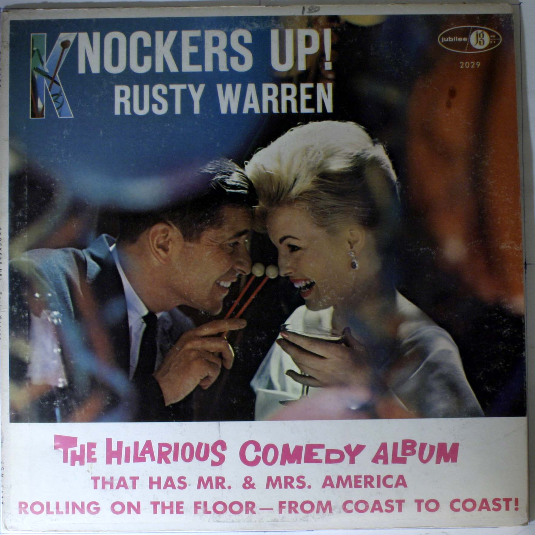 Rusty Warren - Knockers Up! LP