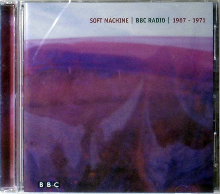 Soft Machine - Bbc Radio 1967 - 1971