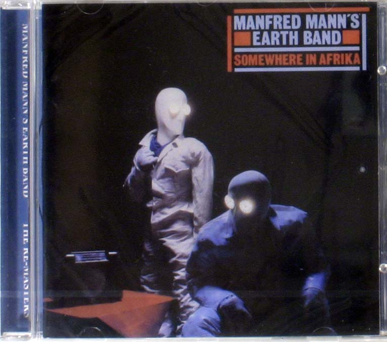 Manfred Mann's Earth Band - Somewhere In Afrika Album