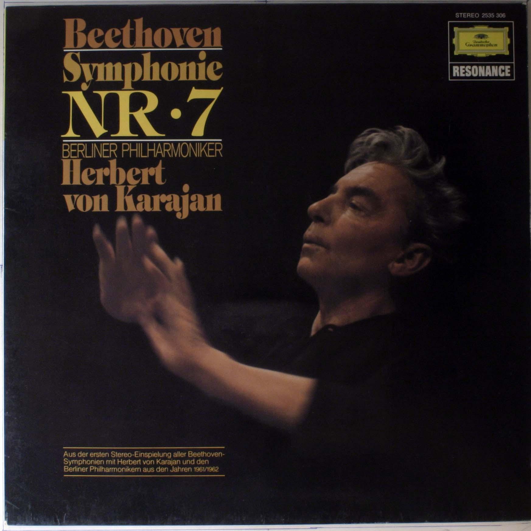 Herbert von Karajan - Ludwig van Beethoven Beethoven Symphony No.5 In C Minor Opus 67