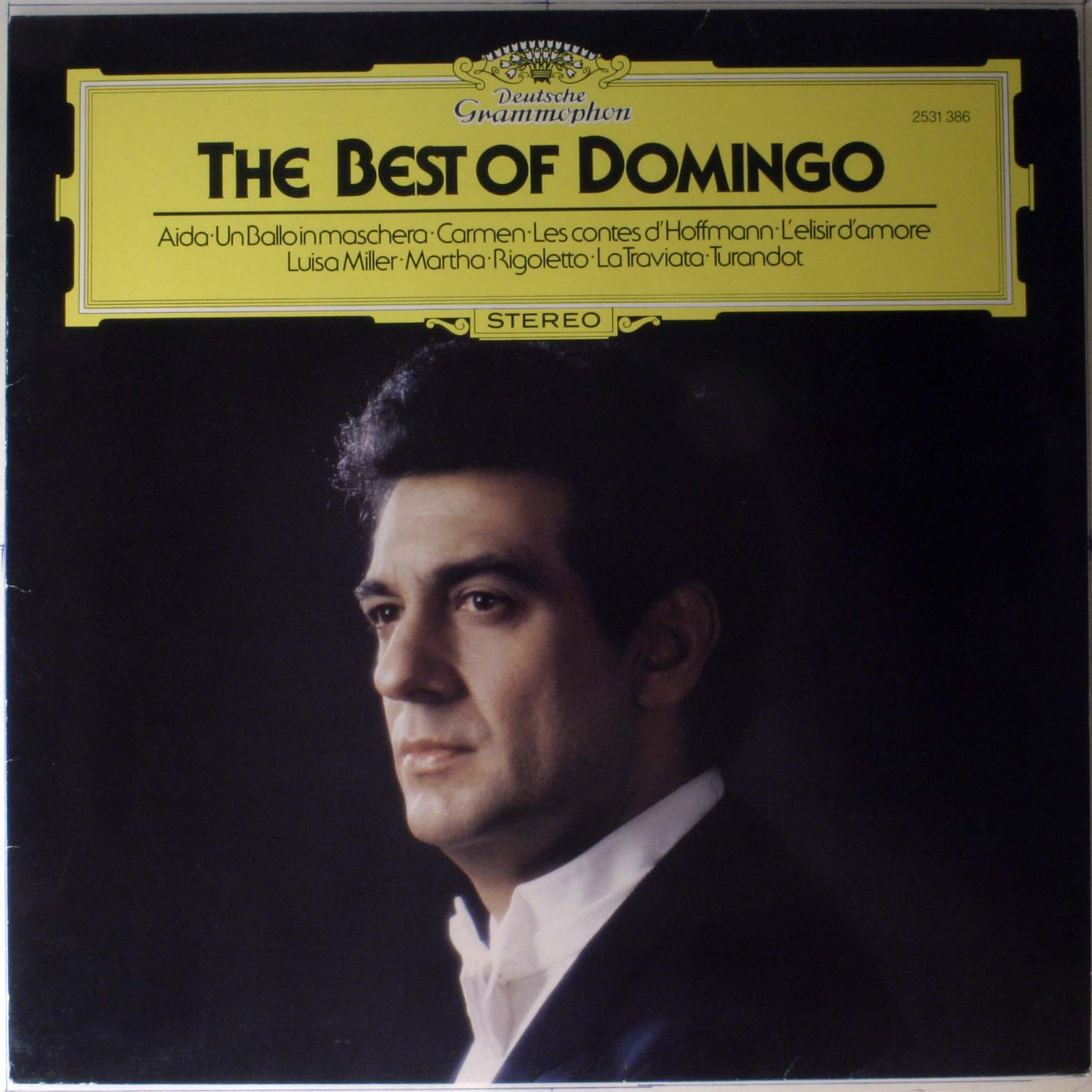 Best Of Placido Domingo