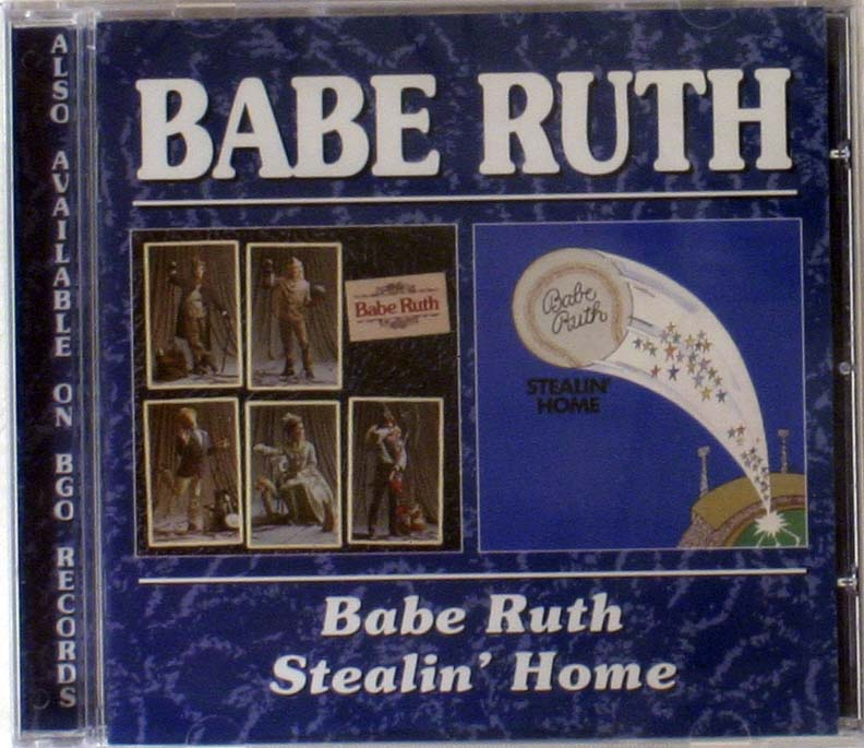 Babe Ruth - Babe Ruth/stealin' Home