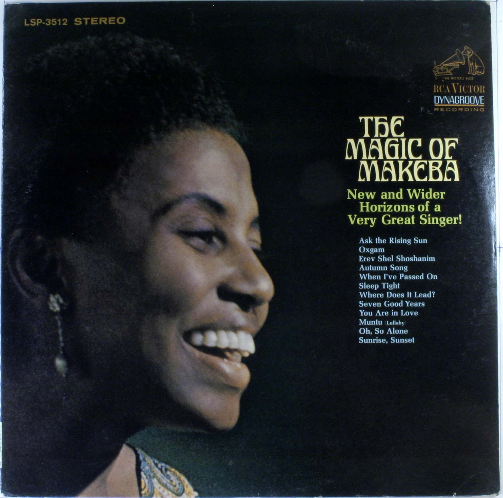 The Magic Of Makeba
