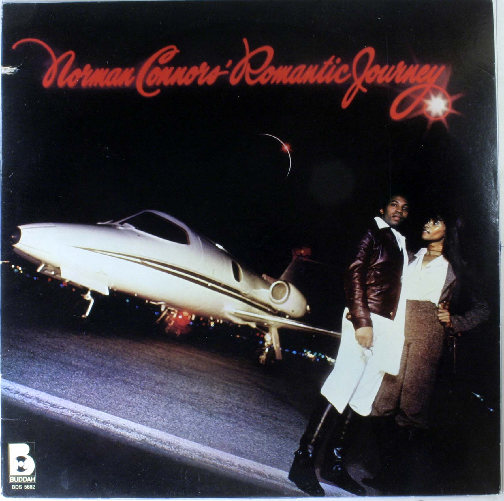 Norman Connors Romantic Journey LP