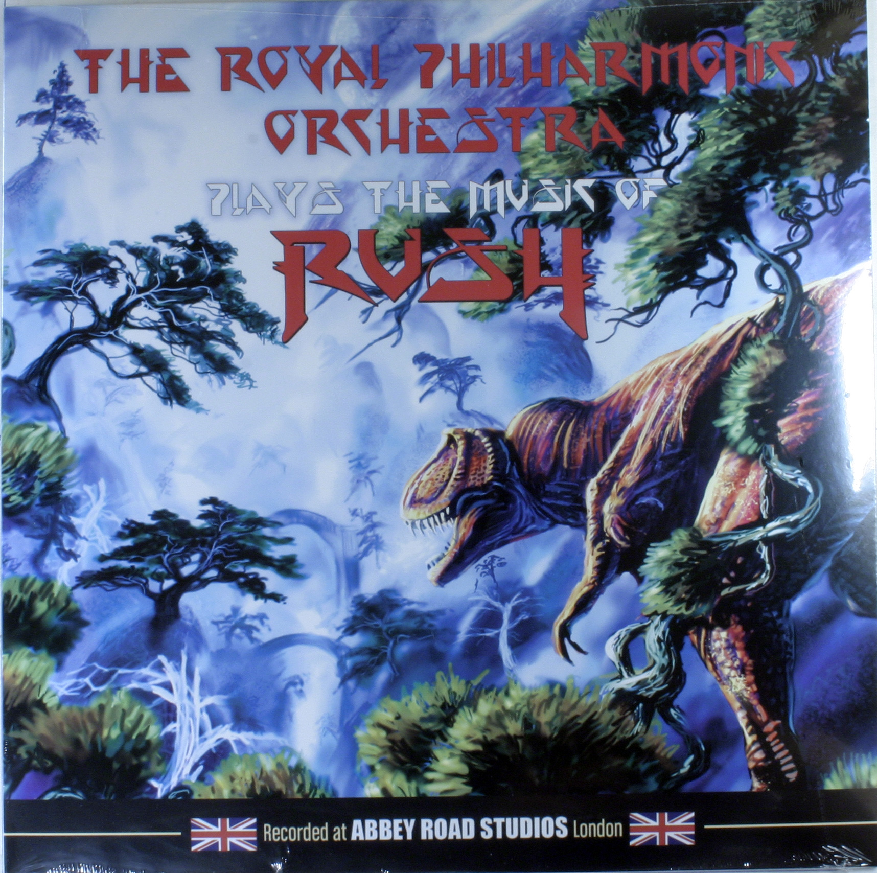 The Royal Philharmonic Play The Music Of Rush