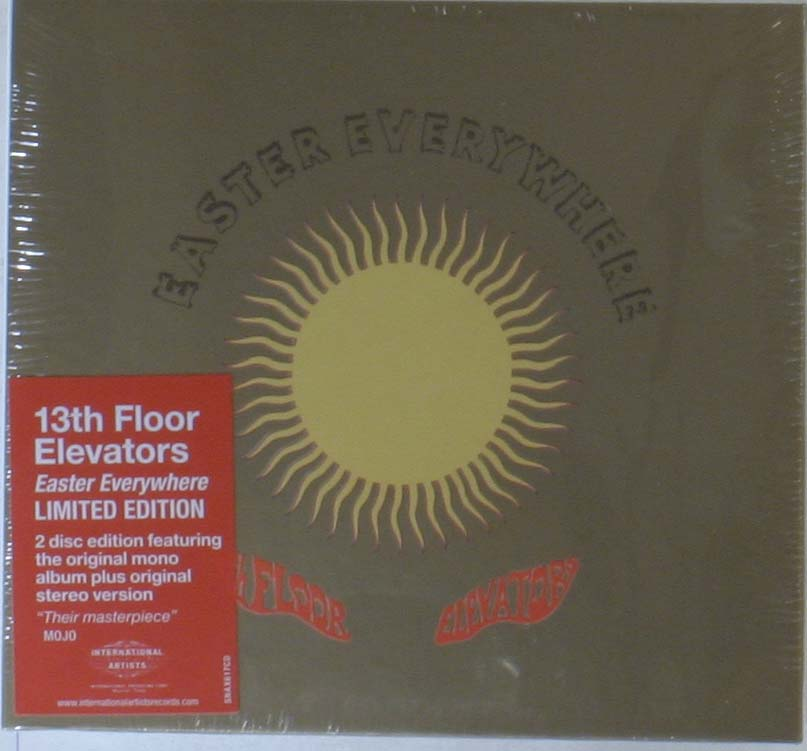 13th Floor Elevators   Easter Everywhere Single
