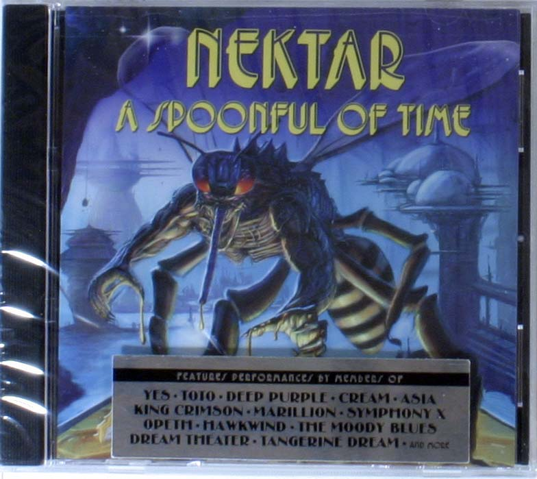 Nektar A+Spoonful+Of+Time CD