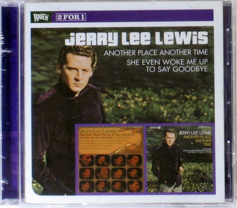 Jerry Lee Lewis - Another Place Another Time / She Even Woke Me Up To Say Goodbye