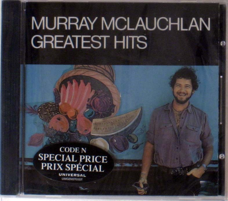 Murray McLauchlan - Greatest Hits