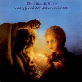 Moody Blues - Every Good Boy Deserves Favour CD