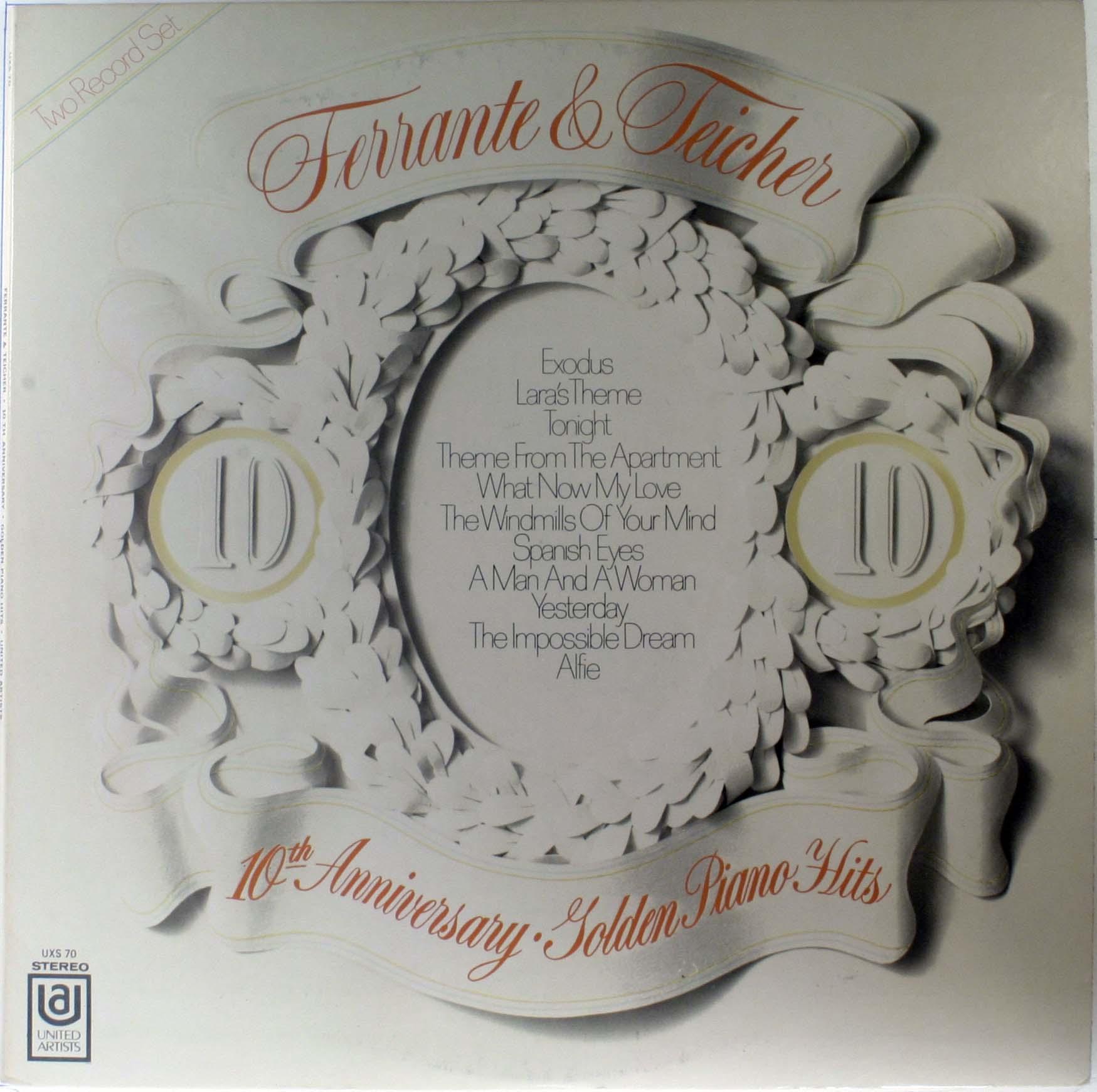 Ferrante Teicher Golden Piano Hits