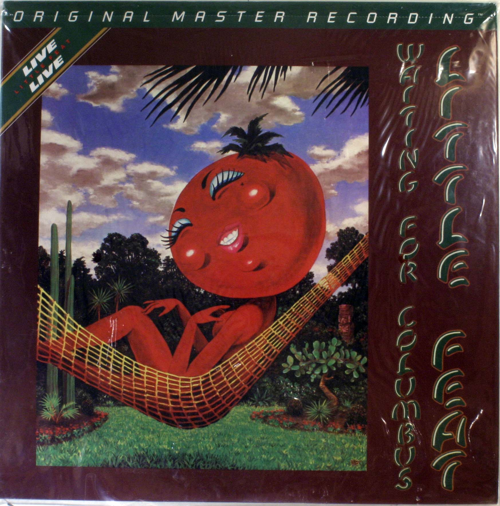 Little Feat Waiting+For+Columbus LPX2