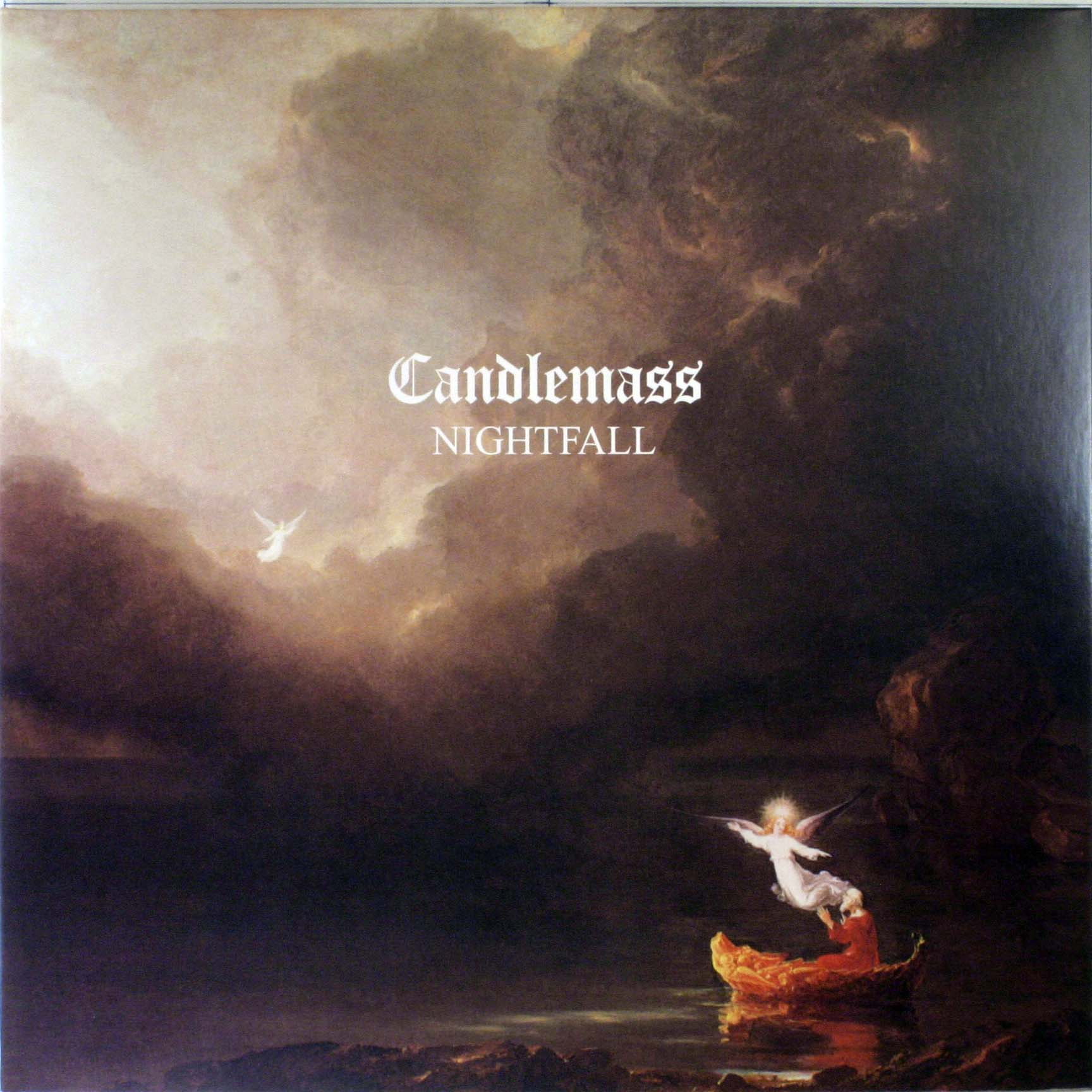 Candlemass Nightfall Records Vinyl And Cds Hard To Find