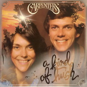 Carpenters - A Kind Of Hush LP