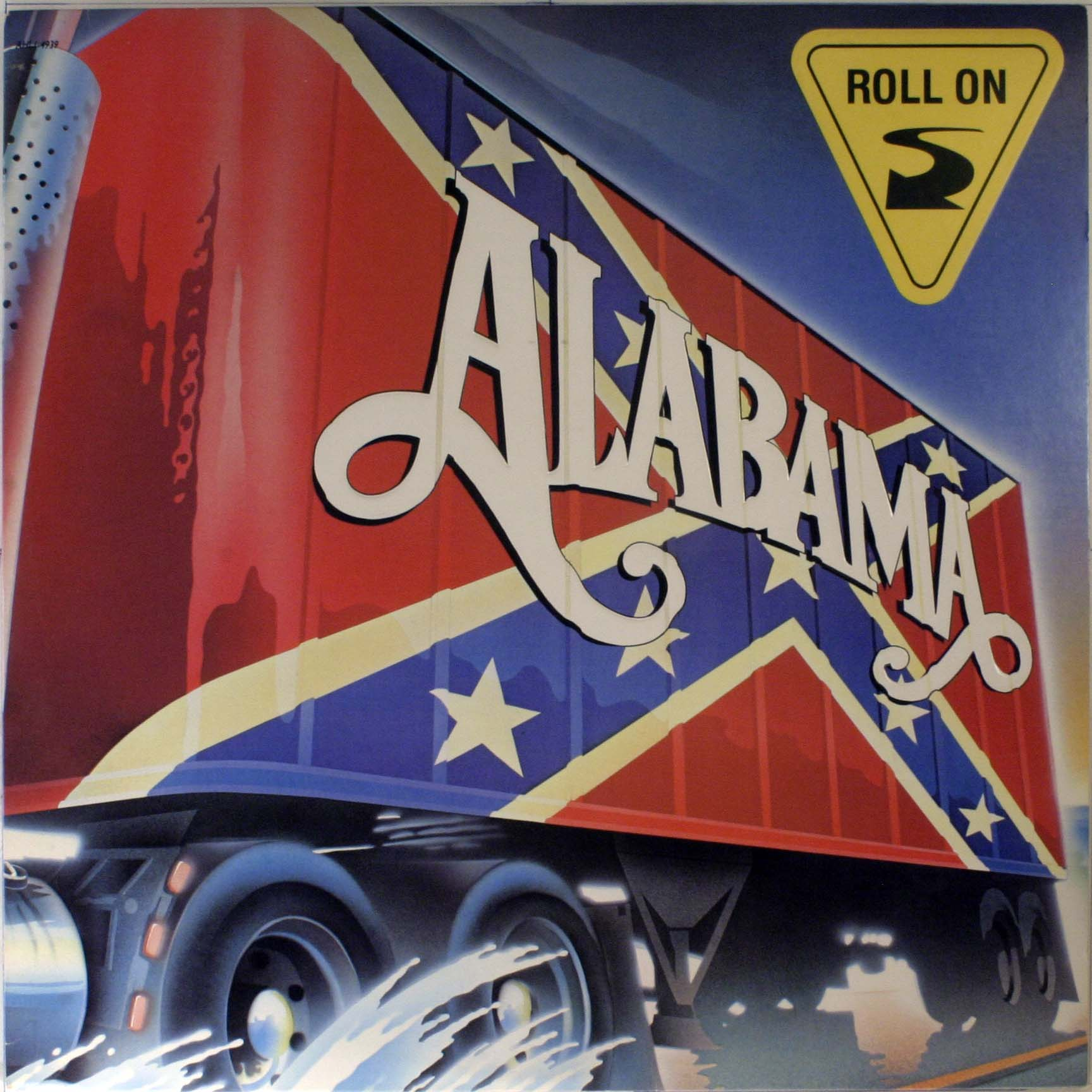 Alabama - Roll On Album