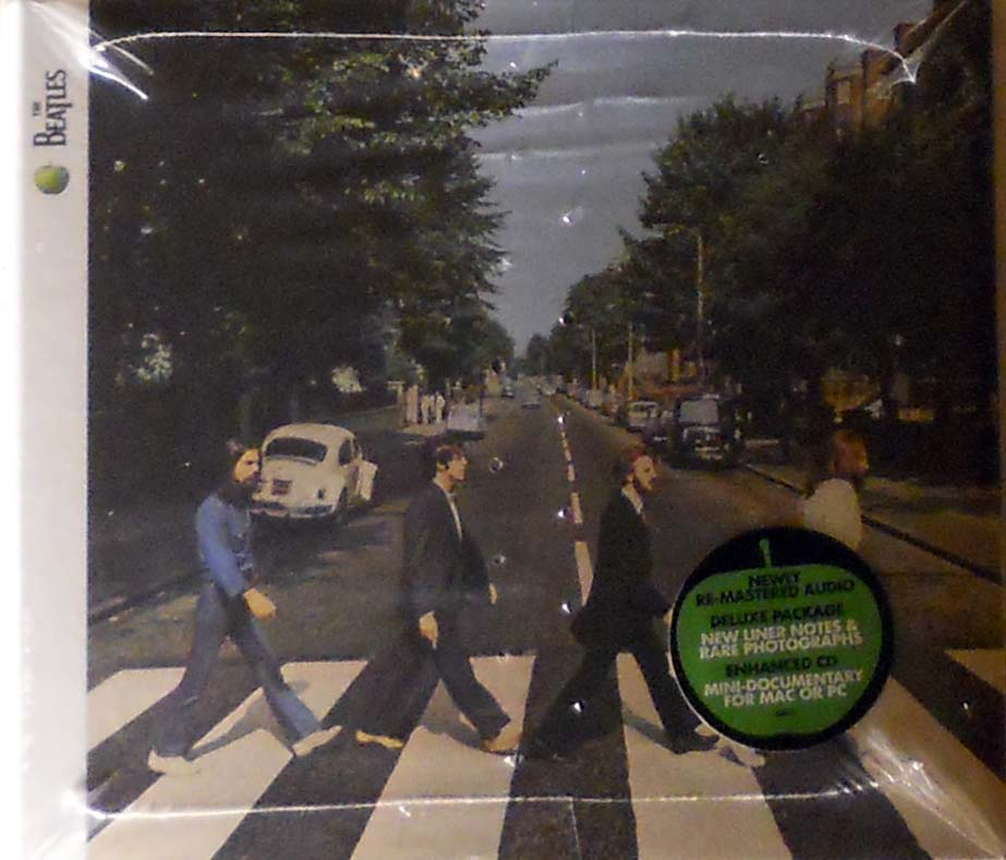 Beatles - Abbey Road Single