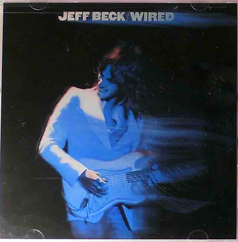 Jeff Beck - Wired Record
