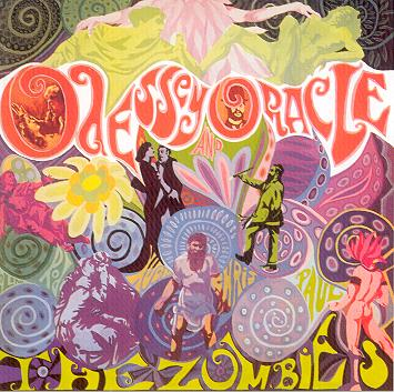 Zombies Odessey Apz Oracle Records Vinyl And Cds Hard