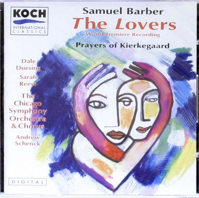The Lovers Prayers Of Kierkegaard
