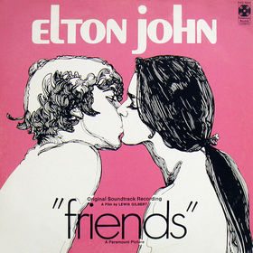 Elton John - Friends Album