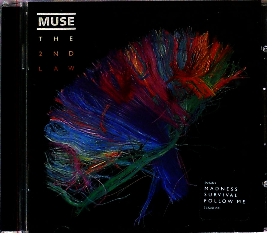 Muse 2nd Law Records, LPs, Vinyl and CDs - MusicStack