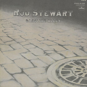 Rod Stewart - Gasoline Alley LP