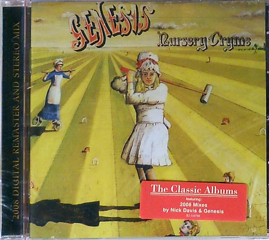 Genesis Nursery Cryme Hybrid Ltd Edn Records, LPs, Vinyl ...