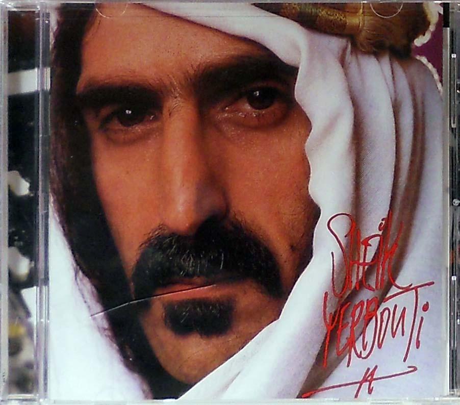 Frank Zappa - Sheik Yerbouti Record