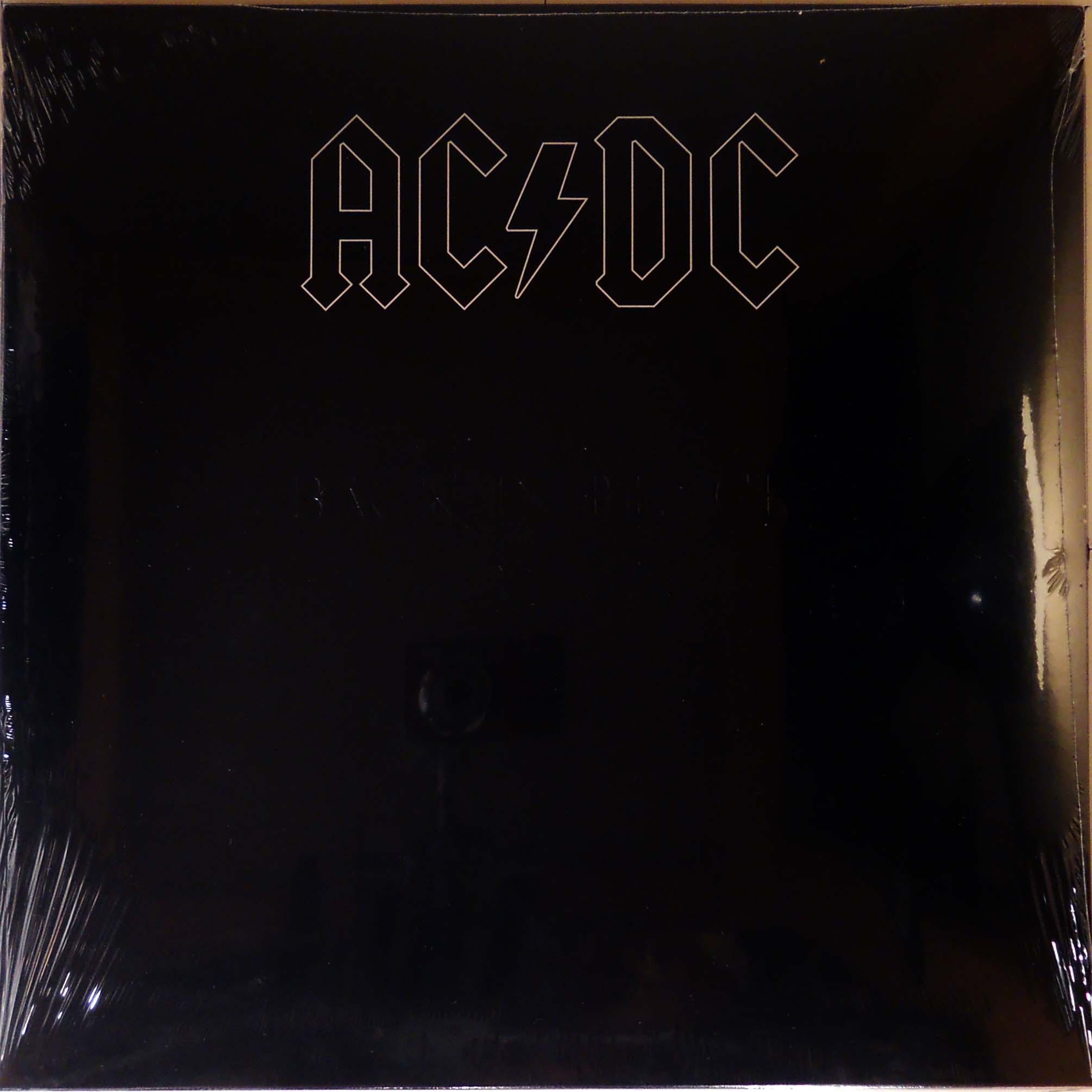 AC/DC - Back In Black Album