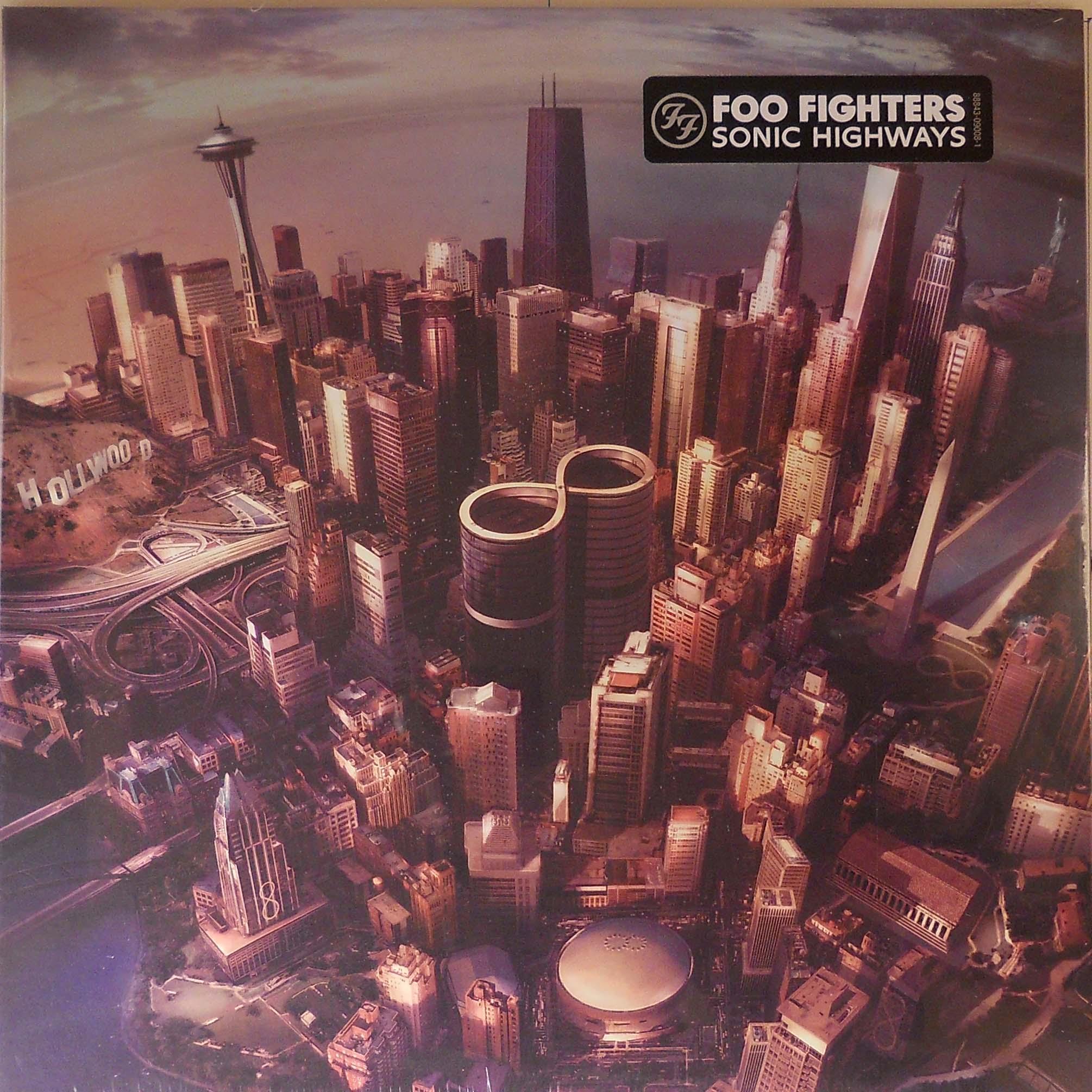 Foo Fighters - Sonic Highways Vinyl