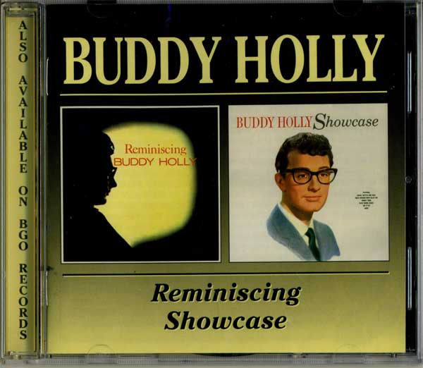 Buddy Holly - Reminiscing / Showcase Album